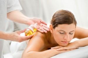 Massage møn